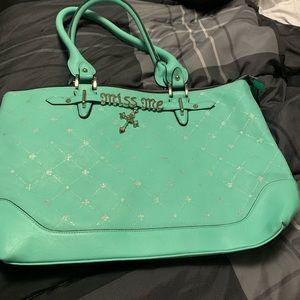 Miss me mint bag